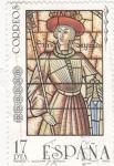 Sellos de Europa - España -  Enrique II Alcazar de Segovia