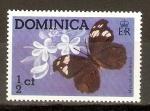 Stamps Dominica -  MYSCELIA   ANTHOLIA