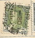 Stamps Asia - Iraq -  Rey Ghazi I