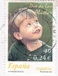 Sellos de Europa - España -  Día de los Abuelos