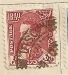 Sellos del Mundo : Asia : Irak : Rey Ghazi I