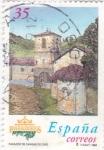 Stamps Spain -  Parador de Cangas de Onís