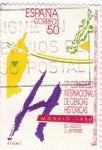 Sellos de Europa - España -  17º Congreso internacional de ciencias históricas