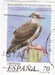 Sellos de Europa - España -  Fauna española en peligro de extinción- aguila pescadora