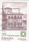 Stamps Spain -  la Alhambra de granada