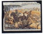 Stamps Asia - Armenia -  Batalla de Suk El-Ahad Tarhuna