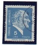 Stamps : Asia : Turkey :