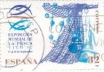 Sellos de Europa - España -  Exposición Mundial de la pesca