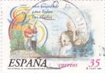 Stamps Spain -  Año internacional de las personas mayores