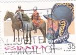 Sellos de Europa - España -  Juan de Oñate