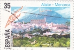 Stamps Spain -  Alaior-Menorca