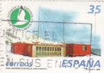 Stamps Spain -  Base Antártica española Juan Carlos I