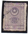 Stamps Turkey -  DESCONOCIDO???