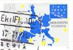 Sellos de Europa - España -  Unión europea occidental