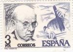 Sellos de Europa - España -  Pau Casals
