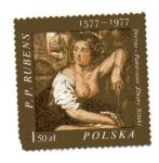 Sellos del Mundo : Europa : Polonia : P.P.Rubens