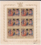 Stamps Oceania - Cook Islands -  Fra Angelico 1387-1455  ISLAS COOK