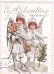 Sellos de Europa - Gibraltar -  Christmas-2005