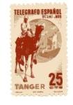 Sellos de Europa - España -  Tanger