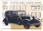 Sellos de Europa - Vaticano -  automovil