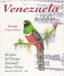 Stamps Venezuela -  60 años del parque nacional Henri  Pittier