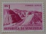 Sellos de America - Venezuela -  AUTOPISTA CARACAS LA GUAIRA