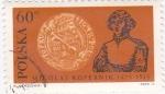 Sellos de Europa - Polonia -  Nicola Kopernik 1475-1543