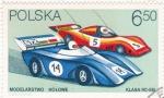 Sellos de Europa - Polonia -  coches control remoto