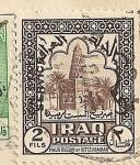 Stamps Asia - Iraq -  Construcción