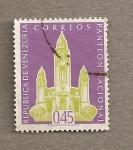 Sellos de America - Venezuela -  Panteón Nacional