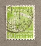 Stamps Venezuela -  Oficina principal de Correos