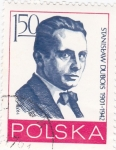 Stamps : Europe : Poland :  Stanislaw Dubois 1901-1942