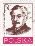 Sellos del Mundo : Europa : Polonia : Adolf Warski 1868-1937