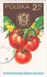 Sellos de Oceania - Polonia -  tomates