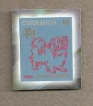 Sellos de Europa - Austria -  2006 Año del perro