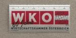 Stamps Austria -  60 Aniv. Cámara de Economía