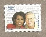 Stamps Austria -  Personas por personas:Ayuda a Etiopía