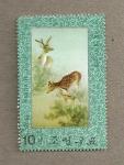Stamps Asia - North Korea -  Pinturas coreanas