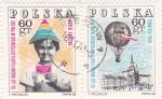 Stamps Poland -  75 año fillatélico