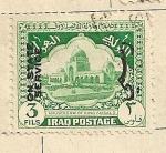 Sellos de Asia - Irak -  Mezquita