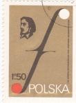 Sellos de Europa - Polonia -  personaje