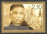 Stamps : Europe : Bosnia_Herzegovina :  254 - Martin Nedic, poeta