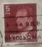 Stamps Spain -  juan carlos
