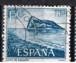 Stamps Spain -  Edifil  1933  Pro Trabajadores de Gibraltar.