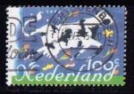 Sellos del Mundo : Europa : Holanda : Dibujo infantil