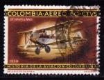Sellos del Mundo : America : Colombia : Historia aviación