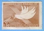 Stamps : America : Paraguay :  Homenaje al Concilio Ecumenico Vaticano II