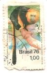 Stamps Brazil -  Mono