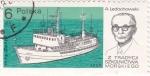 Sellos de Europa - Polonia -  navegantes -Ledóchowski