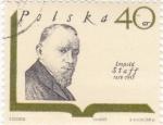 Stamps Poland -  Leopol Staff  1878-1957